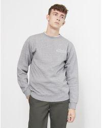 e1d3ce0f05fc Edwin Best Or Nothing Hoodie Sweatshirt Black in Black for Men - Lyst