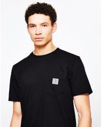 Carhartt WIP | State Pocket T-shirt Black | Lyst
