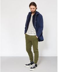 The Idle Man - Slim Fit Jogger Green - Lyst