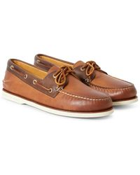 Sperry Top-Sider - Gold Cup 2 Eye Premium Boat Shoe Tan - Lyst