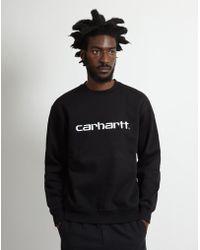 Carhartt WIP - Carhartt Carhartt Sweatshirt - Lyst