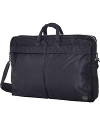 Porter - Tanker 2way Brief Case Large Black - Lyst