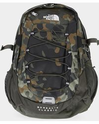 The North Face - Borealis Classic Backpack Green - Lyst