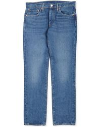 Levi's - Red Tab 511 Slim Fit Jeans Navy - Lyst