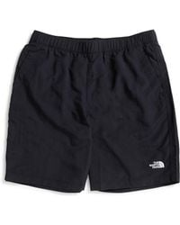 The North Face - Class V Water Short Black - Lyst