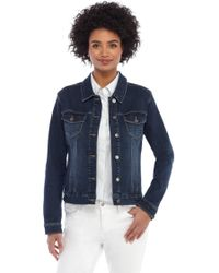 The Limited - Denim Jacket - Lyst