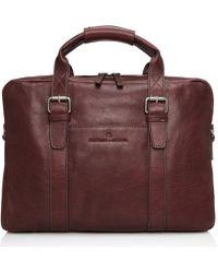 Castelijn & Beerens - Bravo Laptop Bag 15.6 Inch - Lyst