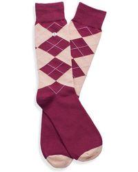 Alfredo Gonzales - Wall Street Socks - Lyst