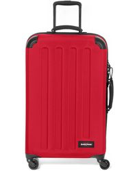 1369850c68b Eastpak - Ek75b Trolley Big Accessories Red Women's Hard Suitcase In Red -  Lyst