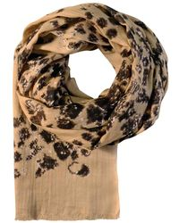 Unmade Copenhagen - Reptile Placement Scarf - Lyst