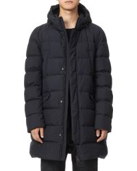 Herno - Gore-tex Windstopper Extra Long Parka W/ Hood - Lyst