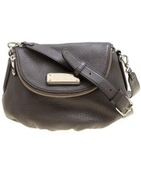 Marc By Marc Jacobs - Leather Classic Q Natasha Crossbody Bag - Lyst