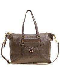a8c3c5c1014f2b Louis Vuitton - Ombre Monogram Empreinte Leather Lumineuse Pm Bag - Lyst