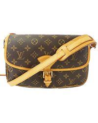 Louis Vuitton - Monogram Canvas Sologne Bag - Lyst