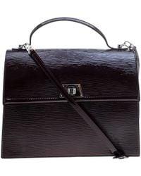 784f5daa93a0d Louis Vuitton - Mirabeau Electric Epi Leather Sevigne Gm Bag - Lyst