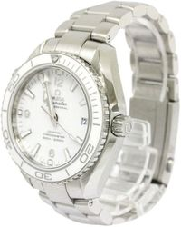 Omega - Stainless Steel Seamaster Professional Planet Ocean Men's Wristwatch 42mm - Lyst