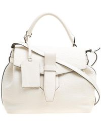 Lancel - Charlie Leather Handbag - Lyst