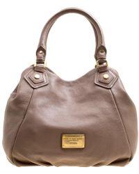 Marc By Marc Jacobs - Leather Classic Q Francesca Top Handle Bag - Lyst