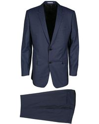 Dior - Wool Tailored Regular Fit Suit 3xl - Lyst