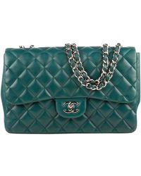 26556accae13 Madison Avenue Couture Chanel Baby Pink Quilted Caviar Jumbo Classic ...