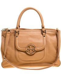 Tory Burch - Leather Amanda Tote - Lyst