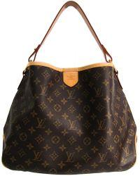 Louis Vuitton - Monogram Canvas Delightful Pm Bag - Lyst