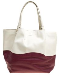 c2e850286e Tod's Micro 'flower' Tote in Pink - Lyst