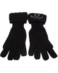 Chanel - Cc Cashmere Gloves - Lyst