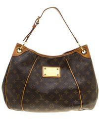 Louis Vuitton - Monogram Canvas Galliera Pm Shoulder Bag - Lyst