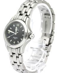 Omega - Stainless Steel Seamaster Women's Wristwatch 28mm - Lyst