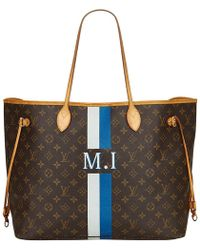 Louis Vuitton - Mon Monogram Canvas Neverfull Gm Bag - Lyst