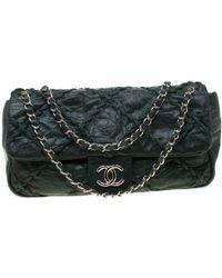 b485a4303eb Chanel 2004-2005 Leather
