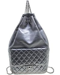 Chanel - Quilted Leather Large Seoul Backpack - Lyst