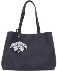 d6280d800d Lyst - Dior Nylon Medium Lady Tote in Black