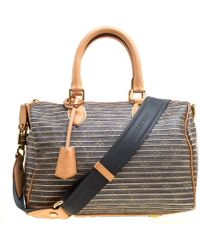 cf5e7ddfd565 Louis Vuitton - Argent Monogram Canvas And Leather Limited Edition Eden  Speedy 30 Bag - Lyst