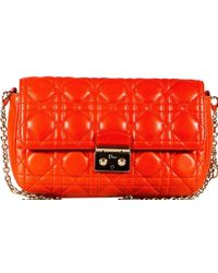 b55cb4219bc0 Dior - Cannage Quilted Leather Miss Promenade Clutch Bag - Lyst