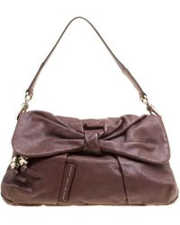Marc By Marc Jacobs - Leather Hillsy Shoulder Bag - Lyst