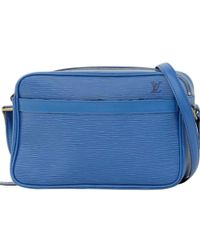 Louis Vuitton - Toledo Epi Leather Trocadero Bag - Lyst
