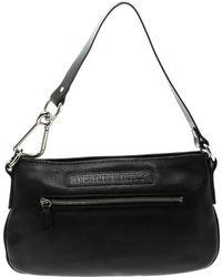Burberry - Grainy Leather Shoulder Bag - Lyst