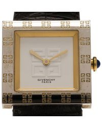 Givenchy - Stainless Steel Apsaras Women's Wristwatch 23mm - Lyst