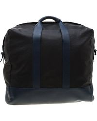 19d0cd6b66b6 Givenchy - Black blue Coated Fabric And Leather Limited Edition 75 008  Garment Bag