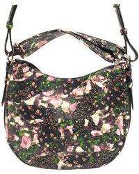 Givenchy - Floral Print Obsedia Hobo Bag - Lyst