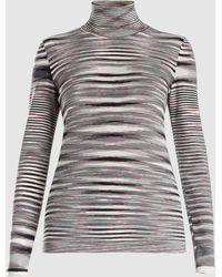 Missoni - Wool Turtleneck Sweater - Lyst