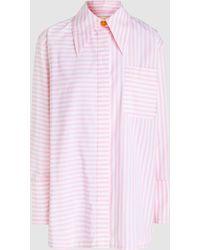 Marni - Striped Cotton-poplin Shirt - Lyst