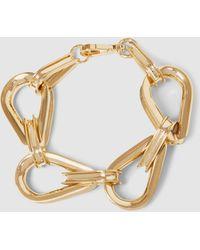 Annelise Michelson - Ellipse Chain Bracelet - Lyst