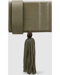 Zeus+Dione - Attiki Medium Leather Shoulder Bag - Lyst