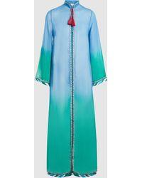 Talitha - Fatima Ombré Chiffon Robe - Lyst