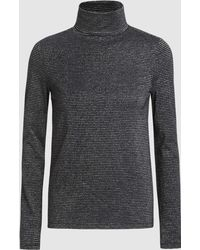 M.i.h Jeans - Range Cotton-blend Turtleneck Top - Lyst