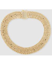 Rosantica - Regina Gold-tone Necklace - Lyst