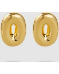 Uncommon Matters - Torus Gold-tone Earrings - Lyst
